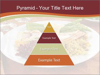Turkey dinner PowerPoint Templates - Slide 30