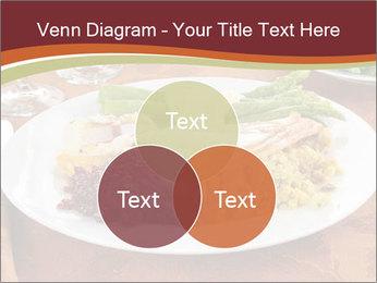 Turkey dinner PowerPoint Templates - Slide 33