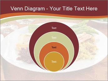 Turkey dinner PowerPoint Templates - Slide 34