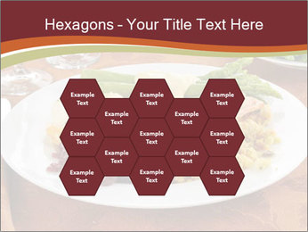 Turkey dinner PowerPoint Templates - Slide 44