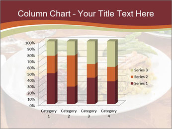 Turkey dinner PowerPoint Templates - Slide 50