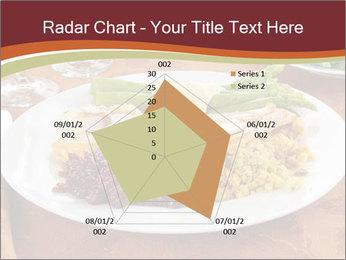 Turkey dinner PowerPoint Templates - Slide 51