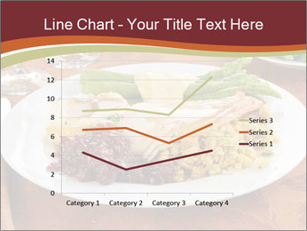 Turkey dinner PowerPoint Templates - Slide 54