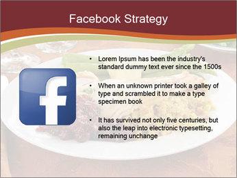 Turkey dinner PowerPoint Templates - Slide 6