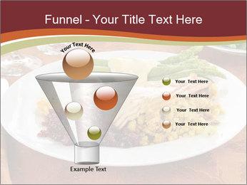 Turkey dinner PowerPoint Templates - Slide 63