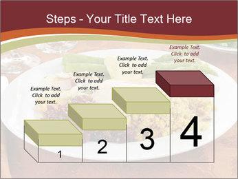 Turkey dinner PowerPoint Templates - Slide 64