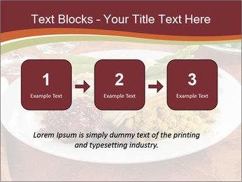 Turkey dinner PowerPoint Templates - Slide 71