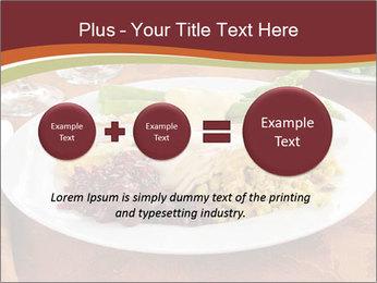 Turkey dinner PowerPoint Templates - Slide 75
