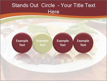 Turkey dinner PowerPoint Templates - Slide 76