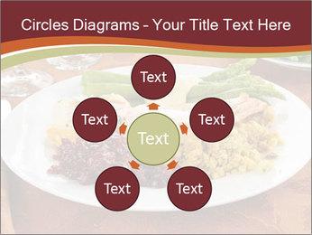 Turkey dinner PowerPoint Templates - Slide 78