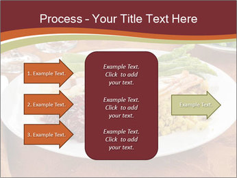 Turkey dinner PowerPoint Templates - Slide 85