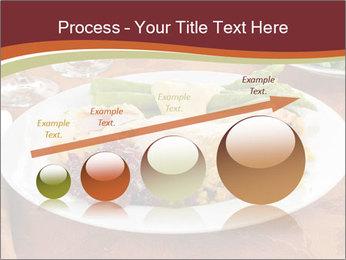Turkey dinner PowerPoint Templates - Slide 87
