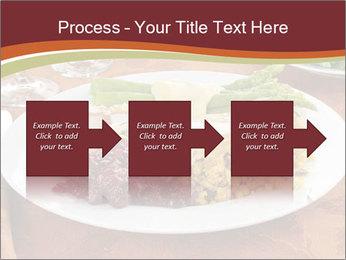Turkey dinner PowerPoint Templates - Slide 88