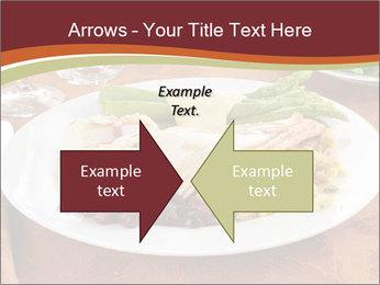 Turkey dinner PowerPoint Templates - Slide 90