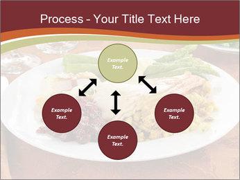 Turkey dinner PowerPoint Templates - Slide 91