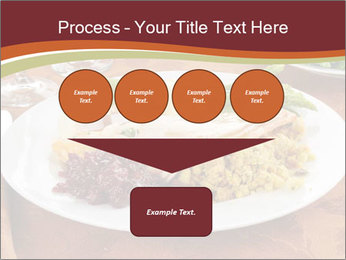 Turkey dinner PowerPoint Templates - Slide 93