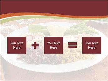 Turkey dinner PowerPoint Templates - Slide 95