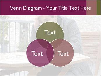 Guy waiting his girlfriend PowerPoint Templates - Slide 33