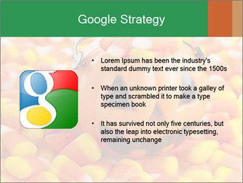 Halloween Candy Corn PowerPoint Template - Slide 10