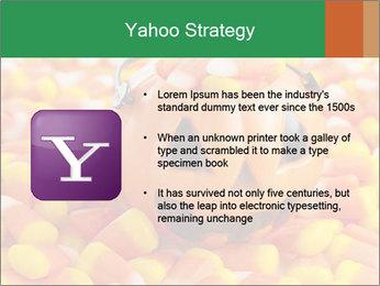 Halloween Candy Corn PowerPoint Template - Slide 11