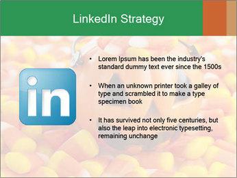 Halloween Candy Corn PowerPoint Template - Slide 12