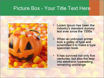 Halloween Candy Corn PowerPoint Template - Slide 13