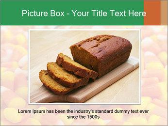 Halloween Candy Corn PowerPoint Template - Slide 15