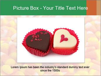 Halloween Candy Corn PowerPoint Template - Slide 16