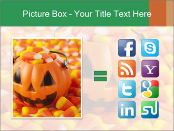 Halloween Candy Corn PowerPoint Template - Slide 21