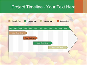 Halloween Candy Corn PowerPoint Template - Slide 25