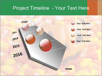 Halloween Candy Corn PowerPoint Template - Slide 26