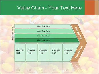 Halloween Candy Corn PowerPoint Template - Slide 27