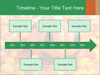 Halloween Candy Corn PowerPoint Template - Slide 28