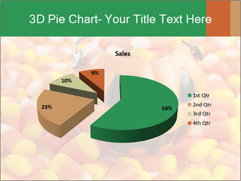 Halloween Candy Corn PowerPoint Template - Slide 35