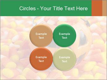 Halloween Candy Corn PowerPoint Template - Slide 38