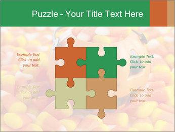 Halloween Candy Corn PowerPoint Template - Slide 43