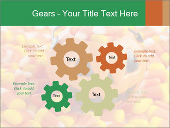 Halloween Candy Corn PowerPoint Template - Slide 47