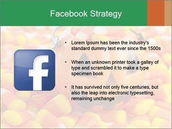 Halloween Candy Corn PowerPoint Template - Slide 6