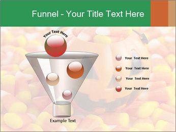 Halloween Candy Corn PowerPoint Template - Slide 63