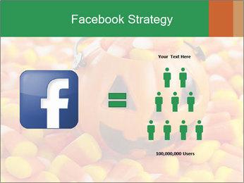 Halloween Candy Corn PowerPoint Template - Slide 7