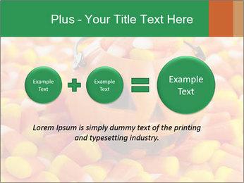 Halloween Candy Corn PowerPoint Template - Slide 75