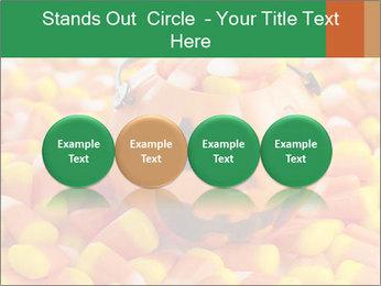 Halloween Candy Corn PowerPoint Template - Slide 76