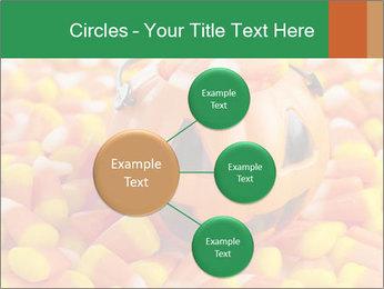 Halloween Candy Corn PowerPoint Template - Slide 79