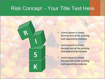 Halloween Candy Corn PowerPoint Template - Slide 81