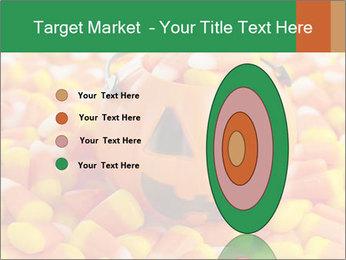 Halloween Candy Corn PowerPoint Template - Slide 84