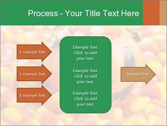 Halloween Candy Corn PowerPoint Template - Slide 85