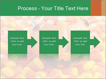 Halloween Candy Corn PowerPoint Template - Slide 88