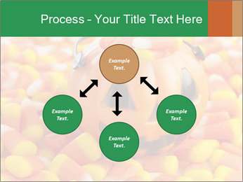 Halloween Candy Corn PowerPoint Template - Slide 91