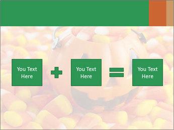 Halloween Candy Corn PowerPoint Template - Slide 95