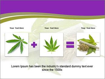 Cannabis PowerPoint Templates - Slide 22